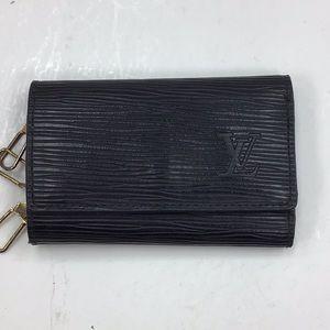 Authentic Louis Vuitton wallet black